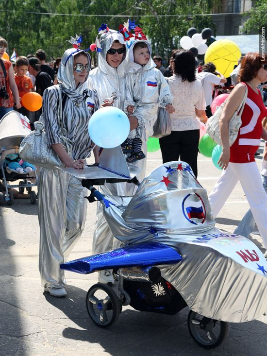 55 unusual baby carriages strollers Unusual-baby-carriages-33