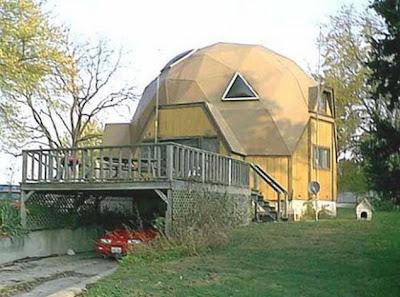 strange houses