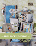 Stampin' Up! Idea Book & Catalog 2010-2011