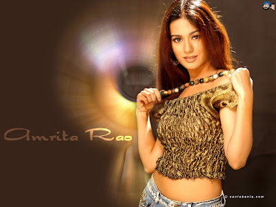 beautiful Amrita Rao