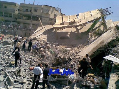 GAZA – Death and destruction
