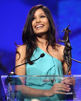 20th Annual Palm Springs Worldwide Film Celebration Awards ,Freida Pinto
