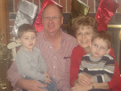 Christmas w\ Grandma & Grandpa Sorensen