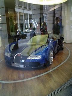 Bugatty Veyron 1000 PS