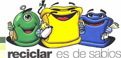 cuadros de materias reciclabes