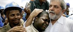 Lula e os operários