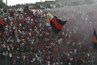 Foto: Torcida do vitória