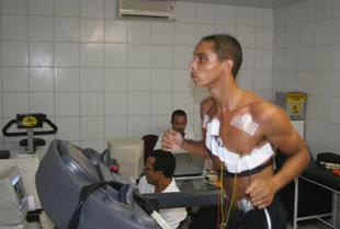 Valmir exame médico