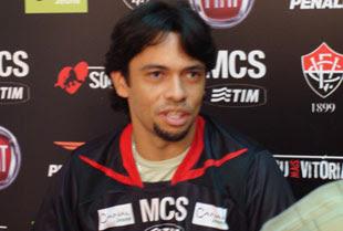Foto: Ricardo Sales Alves dos Santos (Bosco) - Reforço para 2009 do EC Vitória