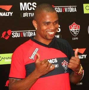 Foto: Nadson Rodrigues de Souza - Reforço para 2009 do EC Vitória