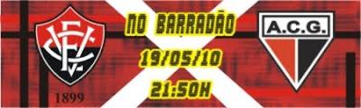 Vitória x Atlético-GO