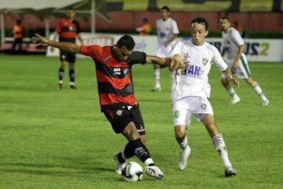 Foto: Vitória 1x2 Fluminense-BA - 25/03/09