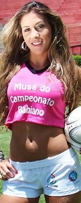 Foto: Charlene Gradia - Candidata a Musa do Baianão 2009