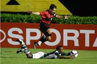 Foto: Vitória 1 x 1 Juventude - 15/04/09