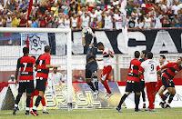 Foto: Atlético-BA 1 x 2 Vitória 19/04/09