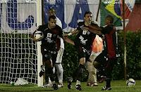 Foto: Roger, Fábio Ferreira e Uelliton - Vitória 3 x 3 Cruzeiro