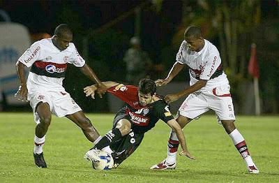 Ramon - Vitória 3 x 3 Flamengo