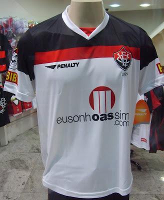 Foto: camisa Vitória 2010 Penalty padrão 2