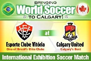 Vitória x Calgary