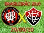 Atlético-PR x Vitória