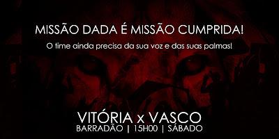 Vitória x Vasco