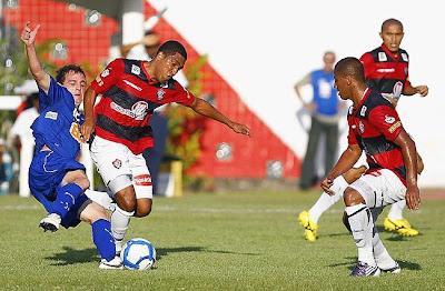 Vitória x Cruzeiro - 07/11/10