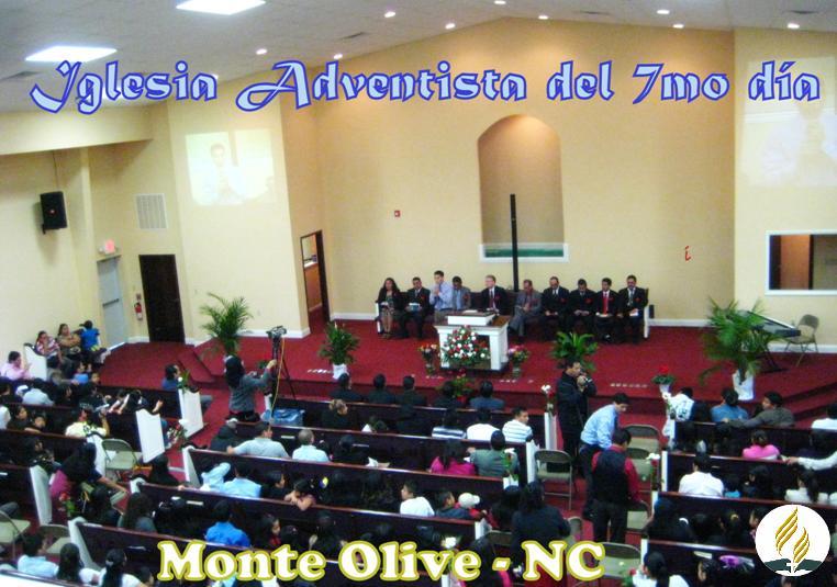Sección Fotos - Iglesia Mount Olive-NC