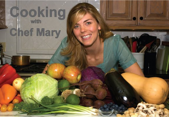 Cooking with Chef Mary