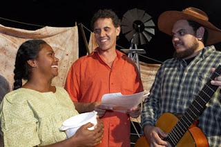 David Milroy Australian Aboriginal Playright