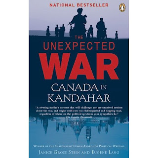 Unexpected War: Canada in Kandahar Book