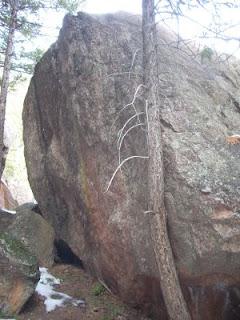 Upper PB Boulders, Flatirons