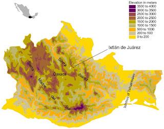 Sierra Juarez Oaxaca Indigenous Land