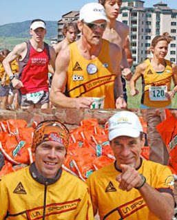 La Sportiva Trail Running Team