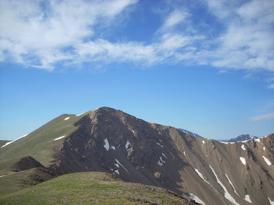 Bard Peak from Robeson Peak