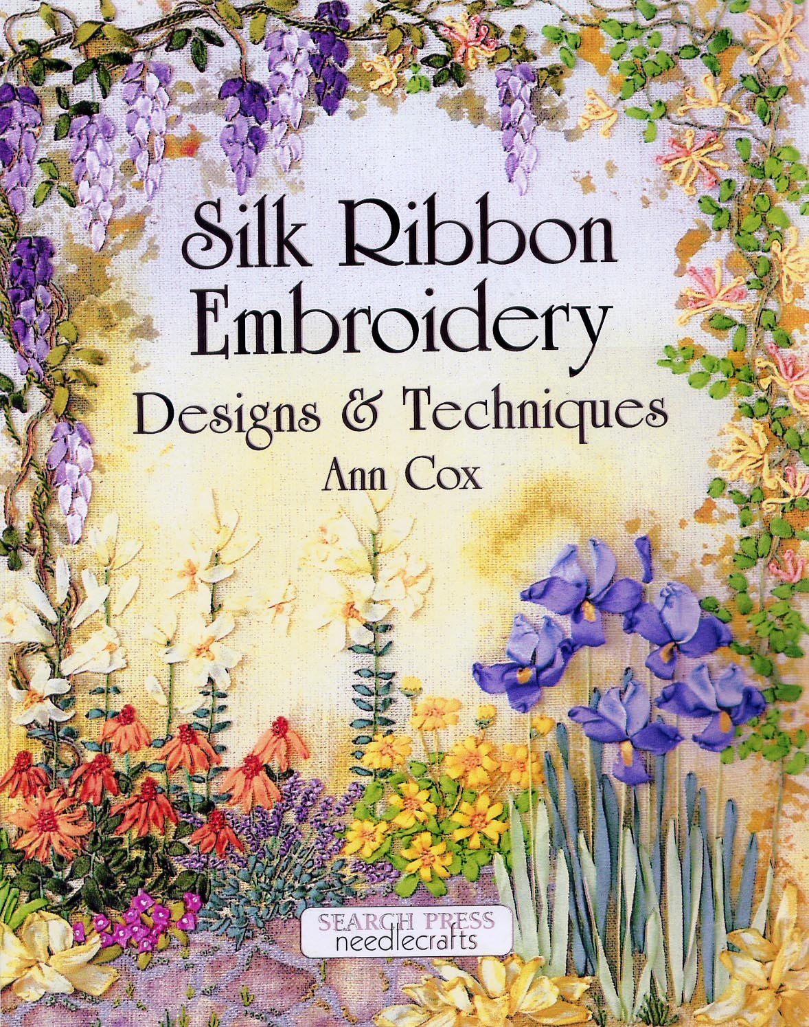 My embroidery silk ribbon designs and techniques
