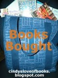 Books Bought button