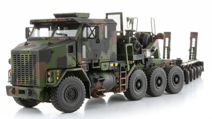 Oshkosh M1070 Interior Oshkosh® Het M1070 With M1000