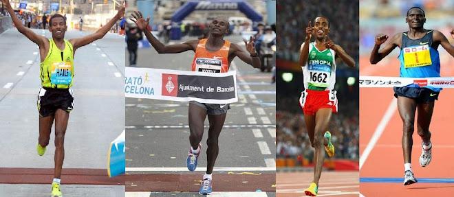 Atletas Internacionales