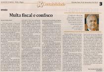 Multa Fiscal e Confisco