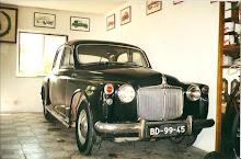 Rover 60 P4