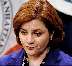 You're Also a Disgrace, Christine Quinn