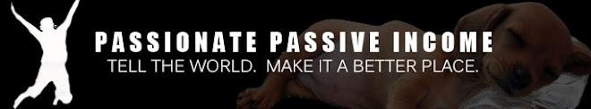 Passionate Passive Income