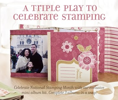 National Stamping Month Constant Campaign