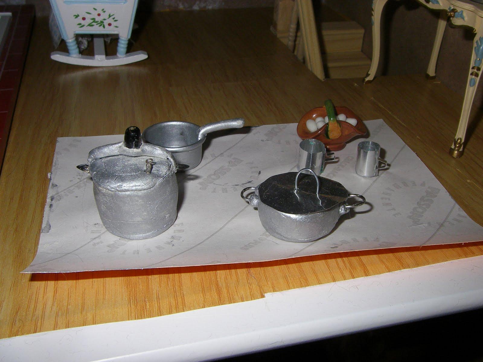 Cruce de caminos cacharros de cocina for Cacharros de cocina