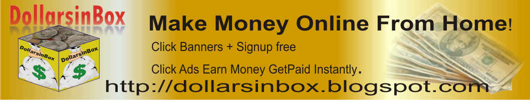 Make Money Online From Home!
