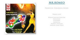 Mr.Romeo(1996) Telugu Movie Mp3 Songs