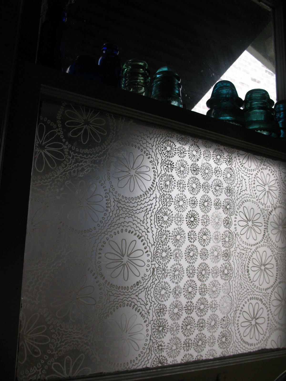 How Do I Get Paint Off Textured Glass