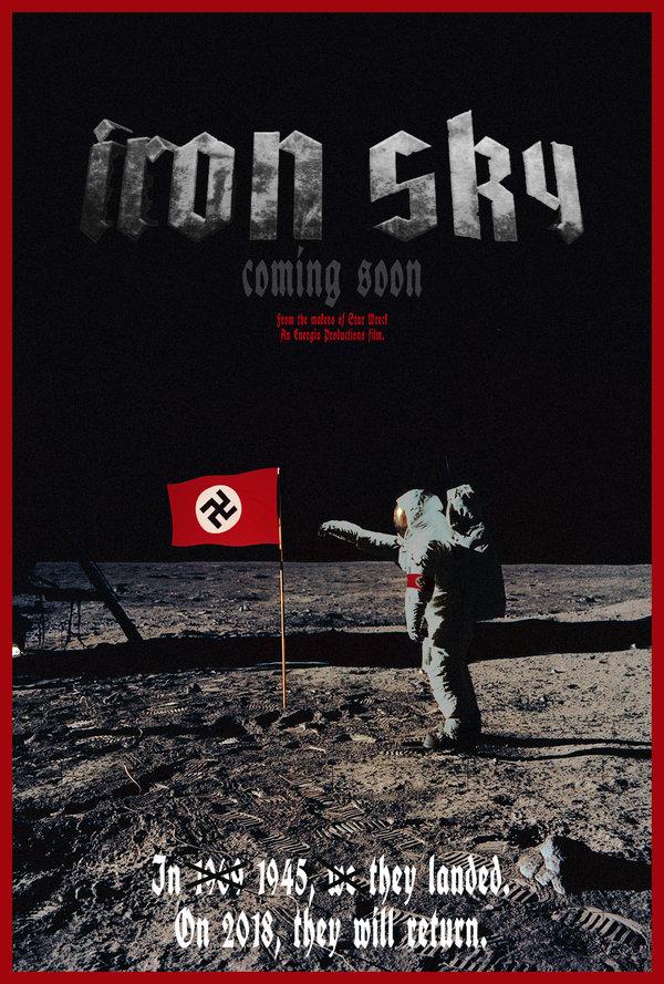 Iron Sky: Invasores nazis del espacio