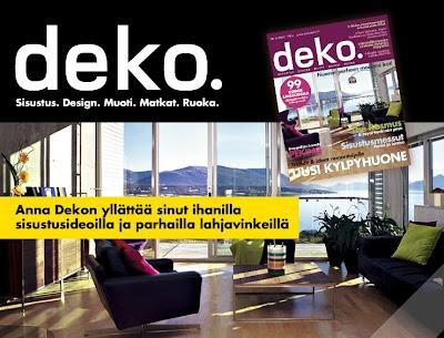 Deko Magazine diana de sousa deko