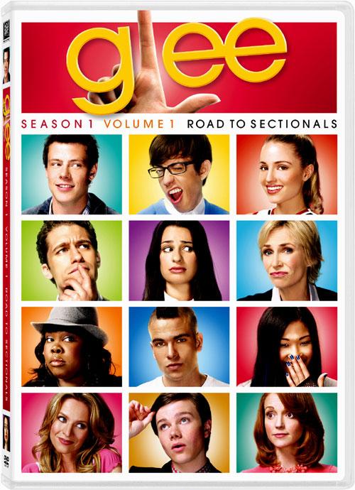 [DVD-R] Glee (2009) Série 1 [Parte 1] *DVD9*  Glee-dvd